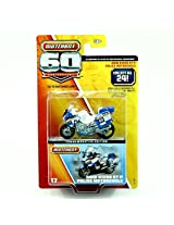 Matchbox 60th Anniversary Commemorative Edition BMW R1200 RT-P Police Motorcycle