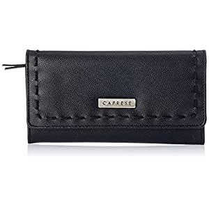 Caprese Women's Wallet (Black)