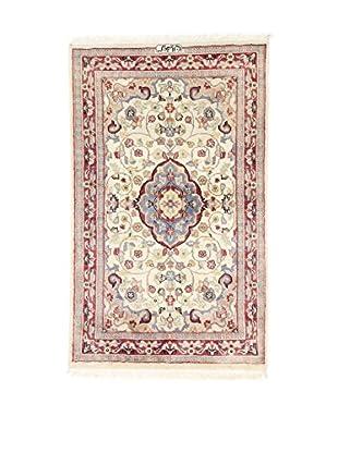 Eden Teppich   Kashmirian F/Seta 74X121 mehrfarbig