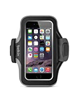 Belkin Slim-Fit Plus Armband for iPhone 6 (Blacktop)