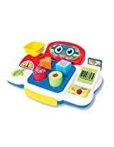 Winfun Shape Sorter Cash Register, Multi Color