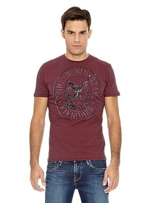 Pepe Jeans London Camiseta Miles (Burdeos)