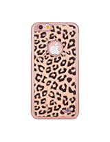 Stuffcool Chic Fashion Accessory Hard Back Case Cover For Apple iPhone 6 / 6S - Rose Gold