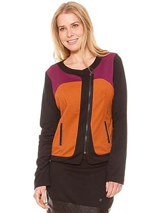 SideCar Jacke Colorblocking (Orange)