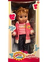 Andrea And Friends Doll