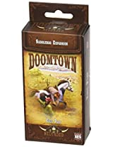 Doomtown Reloaded Foul Play Board Game