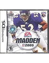 Madden NFL 2005 - Nintendo DS