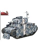 Zoukei Mura 1:35 Shamrock Principality Of Gallia Tank Plastic Kit #Swpssp02