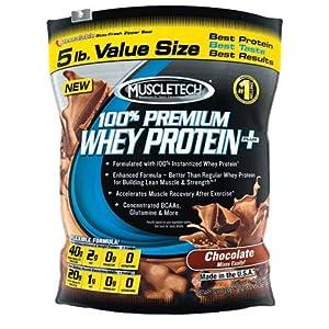Muscletech 100% Premium Whey Protein Plus - 5 lbs