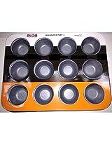 ALDA Mini Muffin Tray For 12 Mini Muffins Bakeware