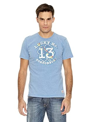 Pepe Jeans London Camiseta Maguire (Azul)