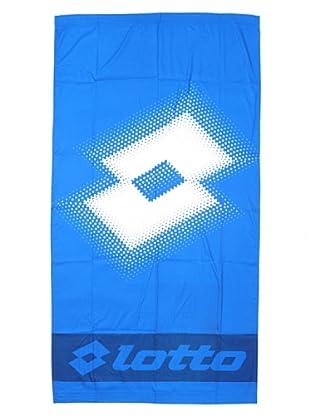 Lotto Telo Microfibra azzurro 90x170