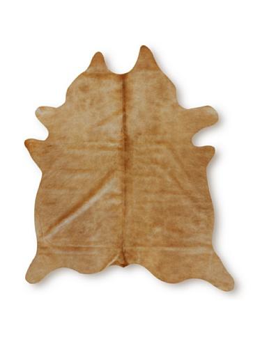 Natural Geneva Cowhide Rug (Tan)
