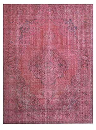 Kalaty One-of-a-Kind Pak Vintage Rug, Pink, 7' 11
