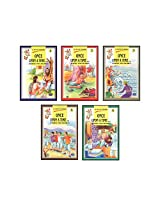 Once Upon A Time Books Combo of 5 Books