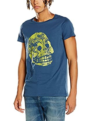 Cheap Monday T-Shirt Manica Corta Cap Tee Moon Skull