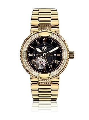 Mathis Montabon Reloj automático Woman MM-12 Rêveuse Oro / Negro 38.0 mm