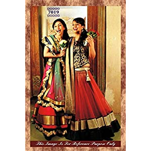 Bollywood Replica Model Net Lehenga In Black and Red Colour NC871