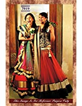 AA BOUTIQUE Bollywood Ethinic Wedding Wear Lehenga