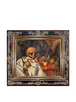 Paul Cézanne Nature Morte au Crâne