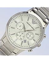 Emporio Armani AR2458 Mens Chronograph Watch