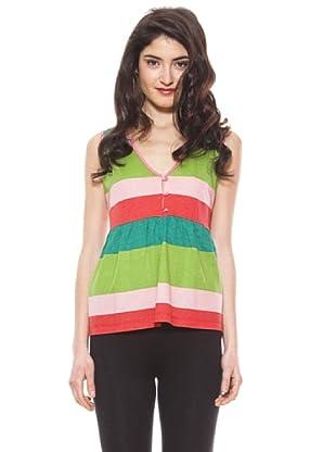 La Casita de Wendy Camiseta Rayas (único)