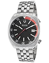 Bulova Accutron II Analog Black Dial Men's Watch - 96B210