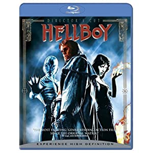 Hellboy (Director's Cut) [Blu-ray]