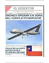 El Desertor Nº 001 Noticias que No salen en TV : Noticias que No salen en TV (Periodico El Desertor) (Spanish Edition)