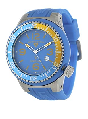 Swiss Legend Reloj Neptune Azul