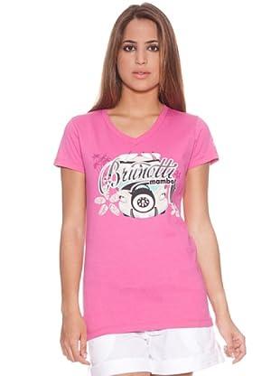 Brunotti Camiseta Bambora (Rosa)
