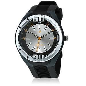 Fastrack Analog Silver Dial Men's Watch - NE9306PP05J