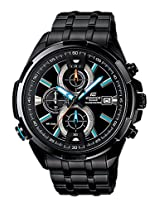 Casio Edifice EFR-536BK-1A2V Chronograph Men's Watch