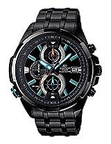 Casio Edifice EFR-536BK-1A2V Chronograph Men's Watch