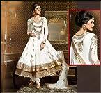 Exotic White Salwar Kameez