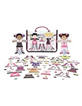 Melissa & Doug 4943 Tops and Tights Magnetic Dress-Up Set