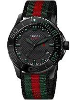 Gucci G Timeless Mens Watch Ya126229
