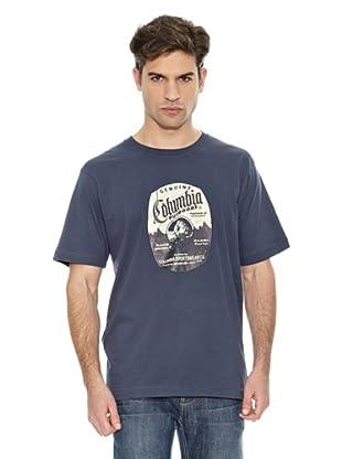 Columbia Camiseta Greenfield Tee (Azul)