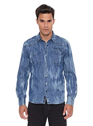 Pepe Jeans London Camisa Vaquera Sterling