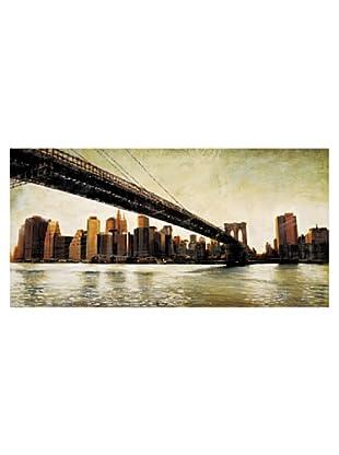 Artopweb Daniels - Puente de Brooklyn 100 x 50 cm