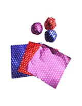 MUFFINS PAPER multicolour pack of 100pic