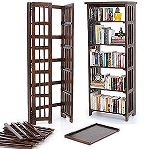 Urban Ladder Rhodes Folding Bookcase