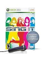 Disney Sing It Bundle with Microphone (Xbox 360)