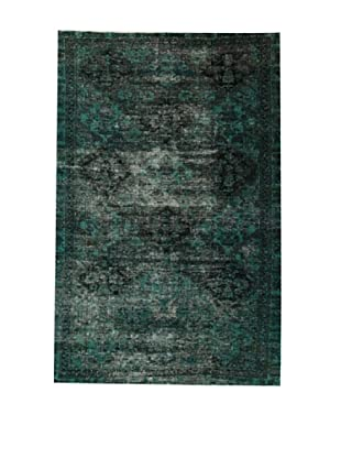 Design Community by Loomier Alfombra Revive Vintage Azul 292 x 188 cm