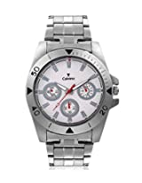 Calvino Men's White Dial Watch CGAC-141243_WHT