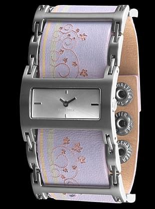 TIME FORCE 81108 - Reloj de Señora de cuarzo piel