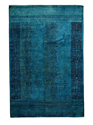 Darya Rugs Ziegler One-of-a-Kind Rug, Blue, 6' 2