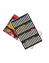 Sennelier Oil Pastel Set of 48 - Assorted