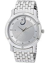 Sonata Sitara Analog Silver Dial Men's Watch - 7107SM01