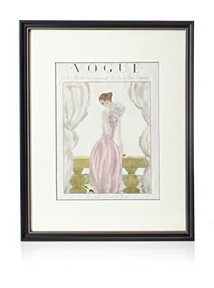 Original Vogue Cover from 1923 by Georges Lepape